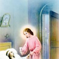 Nurses Prayer Card